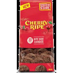 Photo of Happy Chewy Mini Cherry Ripe Cookies 20pk