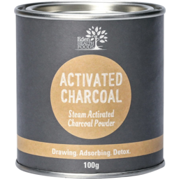 Photo of Activated Charcoal 100g