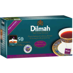 Photo of Dilmah Premium Extra Strong Teabags 50