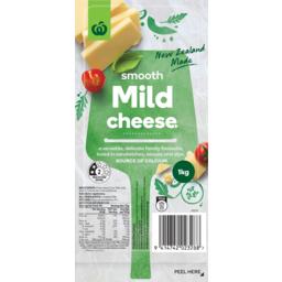 Photo of WW Cheese Mild 1kg