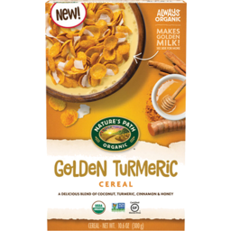 Photo of Nature's Path Cereal - Golden Turmeric