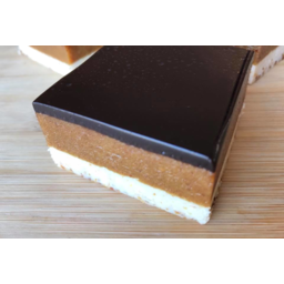 Photo of Drop Dead Bread Raw Caramel Slice
