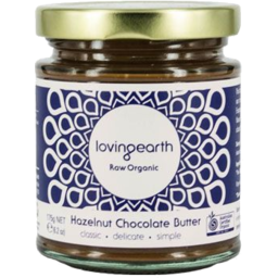 Photo of Loving Earth - Hazelnut Chocolate Butter - 175g