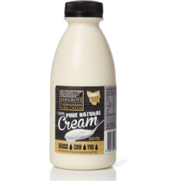 Photo of Ashgrove Pure Natural Cream 500ml