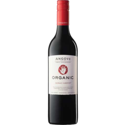 Photo of Angove Organic Shiraz Cabernet Bottle - 750ml