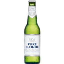 Photo of Pure Blonde Bottles