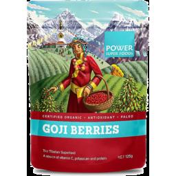 Photo of Power Super Foods Goji Berries