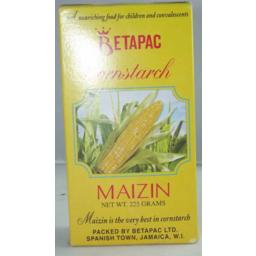 Photo of Betapac Corn Flour Box