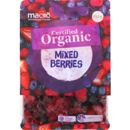 Photo of Macro Organic Frozen Mixed Berries 450g