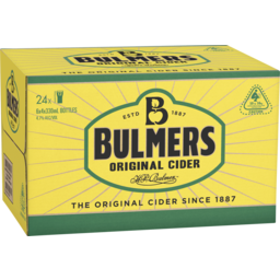Photo of Bulmers Original Cider Stubbies