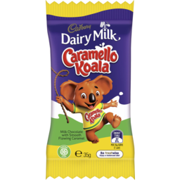Photo of Cadbury Dairy Milk Caramello Koala 35gm