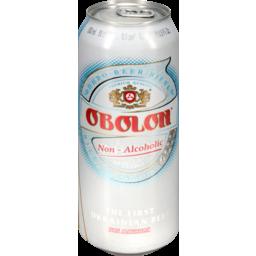 Photo of Obolon Non Alcoholic Beer 500ml