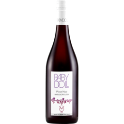 Photo of Baby Doll Marlborough Pinot Noir 750ml