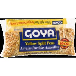 Photo of Goya Yellow Split Peas