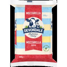 Photo of Devondale Mozzarella Cheese Block 500gm
