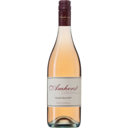 Photo of Amherst Winery Rachel's Rose 750ml