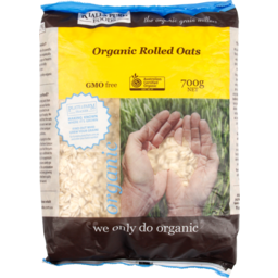 Photo of Kialla Organic Rolled Oats (700g)