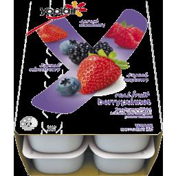 Photo of Yoplait Yoghurt Berry Punnet 12x100gm