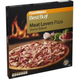 Photo of Best Buy Pizza Meat Lovers 500g