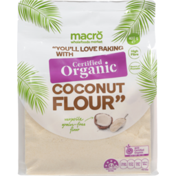 Photo of Macro Organic Coconut Flour 400g
