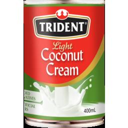 Photo of Trident Light Coconut Cream (400ml)