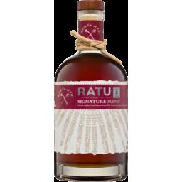 Photo of Ratu 8 Year Old Signature Blend Rum Liqueur 700ml