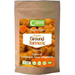 Photo of Absolutely Organic Ground Tumeric 150gm