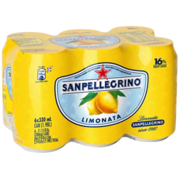 Photo of San Pell M/Wtr Limonata6x330ml
