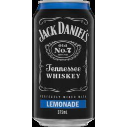 Photo of Jack Daniel's & Lemonade Can