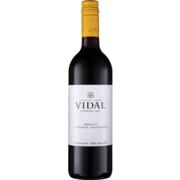Photo of Vidal Merlot Cabernet Sauvignon
