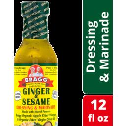 Photo of Bragg Ginger & Sesame Salad Dressing