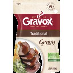 Photo of Gravox Liquid Gravy Traditional 165g