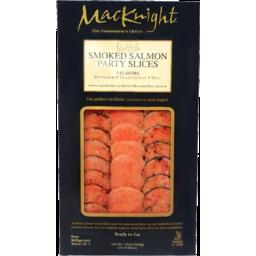Photo of Macknight Salmon Rounds Smoked