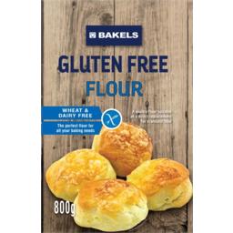Photo of Bakels Flour Gluten Free  800g