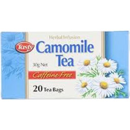 Photo of Tasty T/Bags Camomile 20s