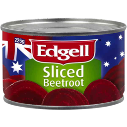 Photo of Edgell Beetroot Sliced 225gm