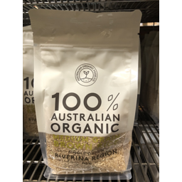 Photo of Australian Organic Food Co Rice Brown 500gm