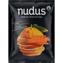 Photo of Nudus Fruit Chips Orange 20g