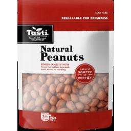 Photo of Tasti Peanuts Natural 500g