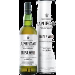 Photo of Laphroaig Triple Wood Scotch Whisky 700ml