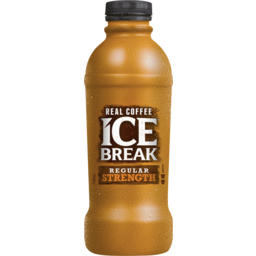 Photo of Ice Break Real Coffee Regular Strength 750ml