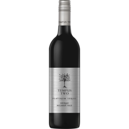 Photo of Tempus Two Platinum Shiraz 750ml