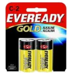 Photo of Eveready Gold C 2pk