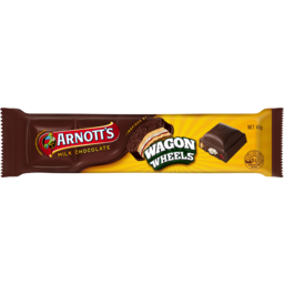 Photo of Arnott's Arnott'S Chocolate Bar Wagon Wheel 45g