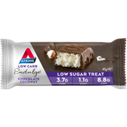 Photo of Atkins Endulge Chocolate Coconut Bar 40g