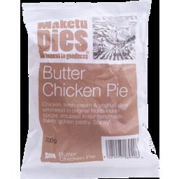 Photo of Maketu Pies Butter Chicken 200g