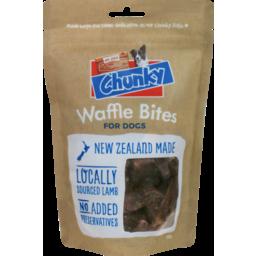 Photo of Chunky Waffles Dog Bites 50g