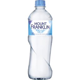 Photo of Mount Franklin Natural Spring Water