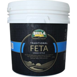Photo of Bella Feta Greek Style 1kg