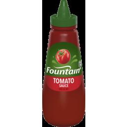 Photo of Fountain® Tomato Sauce 500ml